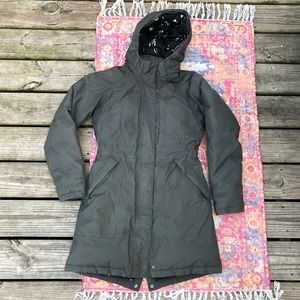 The North Face Hyvent Arctic Down Parka